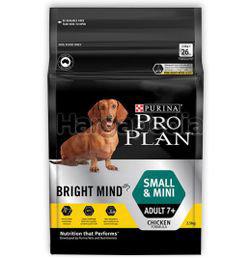 Purina Pro Plan Bright Mind Small & Mini Adult 7+ Dog Food 2.5kg