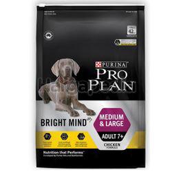 Purina Pro Plan Bright Mind Medium & Large Adult 7+ Dog Food 2.5kg