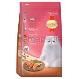 Smart Heart Adult Cat Food Salmon 10kg
