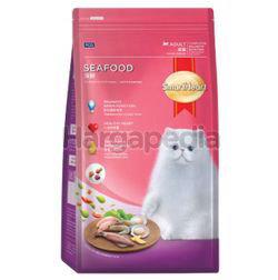 Smart Heart Adult Cat Food Seafood 10kg