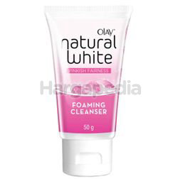 Olay Natural White Foaming Cleanser 50gm