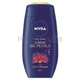 Nivea Bath Care Shower Creme & Oil Pearl Cherry Blossom 250ml