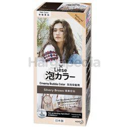 Liese Creamy Bubble Color Silvery Brown Hair Color 1set