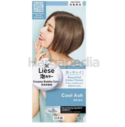 Liese Creamy Bubble Hair Color Cool Ash 1set