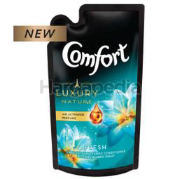 Comfort Luxury Nature Fresh Lily Perfume Concentrated Fabric Conditioner Refill 750ml