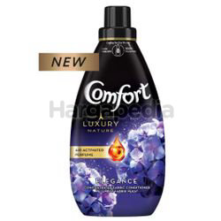 Comfort Luxury Nature Elegance Perfume Concentrated Fabric Conditioner 800ml