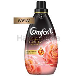 Comfort Luxury Nature Romance Perfume Concentrated Fabric Conditioner 800ml