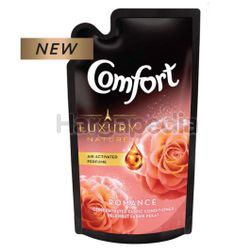 Comfort Luxury Nature Romance Perfume Concentrated Fabric Conditioner Refill 750ml