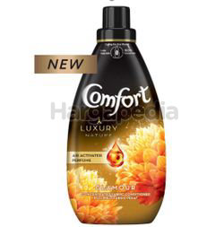 Comfort Luxury Nature Glamour Perfume Concentrated Fabric Conditioner 800ml