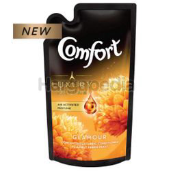 Comfort Luxury Nature Glamour Perfume Concentrated Fabric Conditioner Refill 750ml