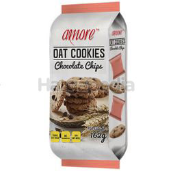 Amore Oat Cookies Chocolate Chips 162gm