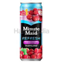 Minute Maid Refresh Red Grape 300ml