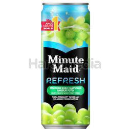 Minute Maid Refresh White Grape 300ml