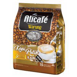 Ali Cafe 3in1 Warung White Coffee Rich 15x40gm