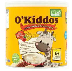 O'Kiddos Pure Mix Fruit Bario Rice Porridge 220gm