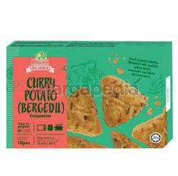 Kawan Fun Snacks Croquettes Potato Curry 250gm
