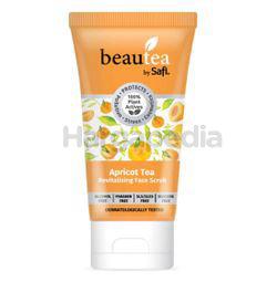 Beautea by Safi Apricot Tea Revitalising Face Scrub 150gm
