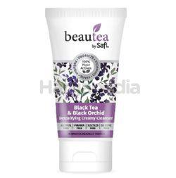 Beautea by Safi Black Tea & Black Orchid Detoxifying Cleanser 150gm