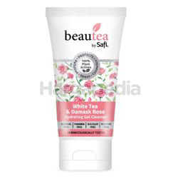 Beautea by Safi White Tea & Damask Rose Hydrating Gel Cleanser 150gm