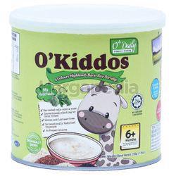 O'Kiddos Mixed Vegetable Bario Rice Porridge 220gm