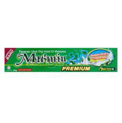 Mu'min Pudina Toothpaste 250gm