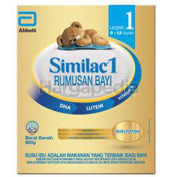 Similac Gold 1 0-12 Months 600gm