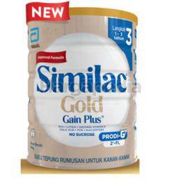 Similac Gold Gain Plus 900gm