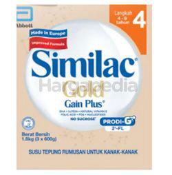 Similac Gold Gain Kid Stage 4 Box 1.8kg