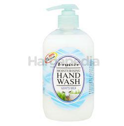 Fruiser Moisturising Hand Wash Goat's Milk 500ml