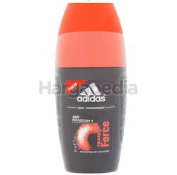 Adidas Men Deodorant Roll On Team Force 40ml