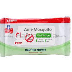 Pigeon Anti-Mosquito Wet Tissues 12s