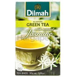 Dilmah Jasmine Green Tea 20x1.5gm
