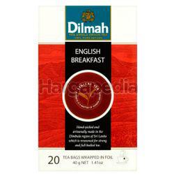 Dilmah English Breakfast Tea 20s