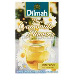 Dilmah Pure Camomile Flowers 20s
