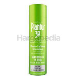 Plantur 39 Phyto Caffeine Fine & Brittle Hair Shampoo 250ml