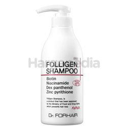 Dr. For Hair Folligen Shampoo 500ml