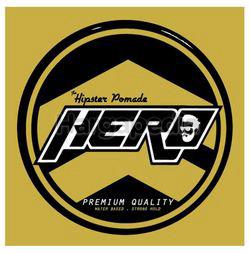 Hipster Pomade Hero 100gm