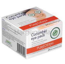 Purederm Cucumber Eye Pads 24s