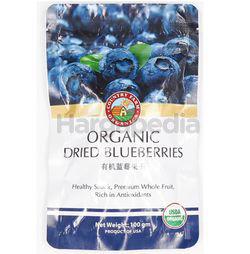 Country Farm Organic Dried Blueberries 100gm