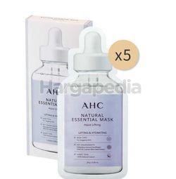 AHC Natural Essentials Mask 5s