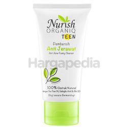 Nurish Organiq Teen Anti Acne Cleanser 100gm