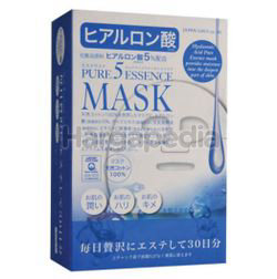Japan Gals Hyaluronic Mask 30s