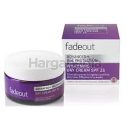 Fade Out Advance Age Protection Whitening Day Cream SPF25 50ml