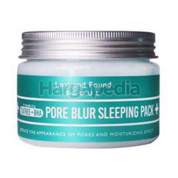 LAF Teatree BHA Pore Blur Sleeping Pack 150gm