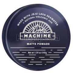 Machine Matte Pomade 45gm