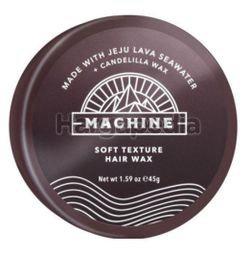 Machine Soft Texture Hair Wax 45gm