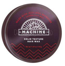 Machine Solid Texture Hair Wax 45gm