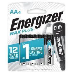 Energizer Max Plus Battery 4AA