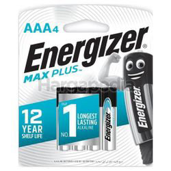 Energizer Max Plus Battery 4AAA