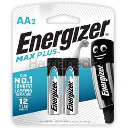 Energizer Max Plus Battery 2AA